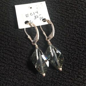 Beautiful Boutique Earrings with silver clasp